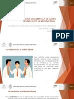 INFORME FINAL INVESTIGACION DOCUMENTAL Y DE CAMPO