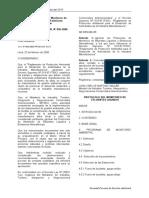 Resolucion ministerial 026-2000-ITINCI-DM
