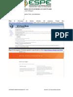 Instalacion del software VirtualBox y creacion de una maquina virtual