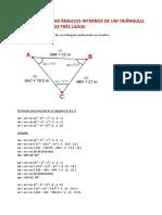 Calculo dos angulos de um triangulo conhecendo-se os lados.docx