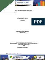 ACTIVIDAD DE APRENDIZAJE  4  RECOMENDACIONES FINANCIERAS  JULIBETH PERTUZ.docx
