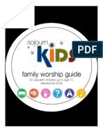 Family Worship Guide