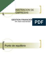PUNTO-DE-EQUILIBRIO
