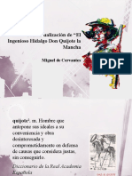 Contextualización El Quijote