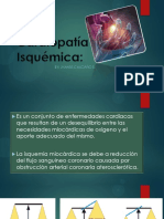 Cardiopatia Isquemica, Hipertensiva y Valvular.