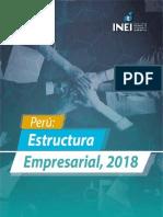ESTRUCTURA EMPRESARIAL PERU 2018.pdf