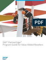 Program Guide for Value-Added Resellers