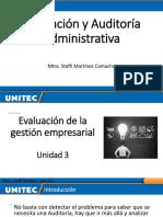 Unidad 3_Evaluación y Auditoría Administrativa