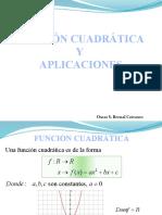 FUNCION CUADRA