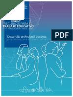 Centro de Estudios y Desarrollo de Educación continua para el Magisterio, Desarrollo profesional docente_propuestas para el diseño de la formación