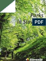 Parks in Slovenia