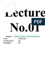 Lecture 1. Fourier Series and Fourier Coefficients. by Mr. Tulja Ram111.pptx