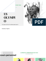 Exposé de Negociation SYLVANUS OLYMPIO