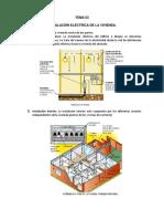 INSTALACIÓN ELÉCTRICA DE LA VIVIENDA instalacion de enlace y de interior