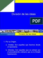 VI. Division de las ideas..ppt