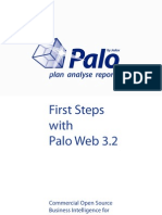 First Steps With Palo Web