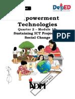 SDO_Navotas_ADMSHS_Emp_Tech_Q2_M19_L1_Sustaining an ICT Project for Social Change_FV.docx