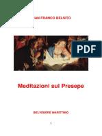 Meditazioni sul presepe(1)