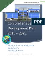 Final CDP 2016 - 2025
