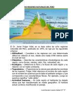 8 Regiones Naturales Del Perú-Luis Lacuta