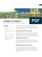 Hexagon PPM CADWorx Orthogen Product Sheet US