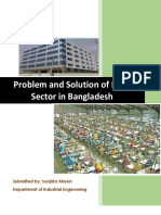 Problems of RMG Sector in Bangaldesh .pdf