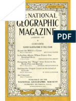 National Geographic 1927-08