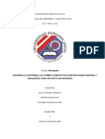 Monografia de Formulacion y Evaluacion de Proyectos