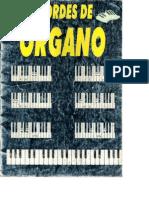 Acordes de Organo