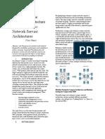 Large Enterprise network architecture design 1
