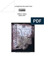 A Maya Glyph