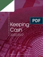 Keeping Cash