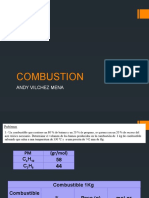 COMBUSTION- ANDY VILCHEZ MENA 14160062.pptx