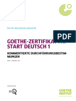 Kommentierte Durchführungsbestimmungen Goethe-Zertifikat A1 ( PDFDrive.com )