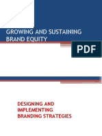 GROWING AND SUSTAINING BRAND EQUITY-Unit 5.pptx