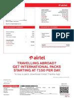 Airtel Bill_Feb 2020