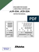 5500229X_1_ENG_2006-01_Digital_Controller_JCR-33A_JCD-33A