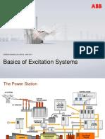 Basics of Excitation Systems.pdf
