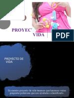 DIAPOSITIVAS MI PROYECTO DE VIDA