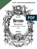 Hakon Borresen-Sextet (2 альта, 2 челли)