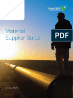 Material Supplier Guide JAN 2020