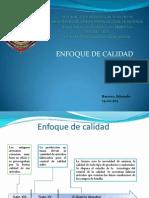 Eduardo Barrera Enfoque de Calidad