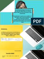 5. Funciones en Excel
