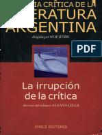 """Horacio Tarcus, """"El corpus marxista"""""""