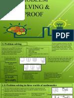 Problem solving & proof