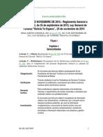 REGLAMENTO LEY 292 DS 2609.pdf