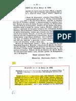 Decreto de 15 de março de 1836 - regulamento das escolas de primeiras letras da corte - criação do cargo de diretor.pdf