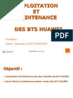 Monitorat_maintenance_BTS_HUAWEI.ppt