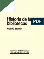 2. Historia de las bibliotecas_Hipolito Escolar Sobrino.pdf