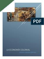 La economía durante la colonización de Guatemala